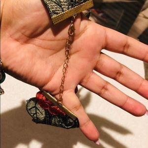 torrid Jewelry - Torrid Floral Embroidered Choker